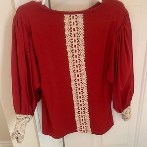 Persnickety Red Top